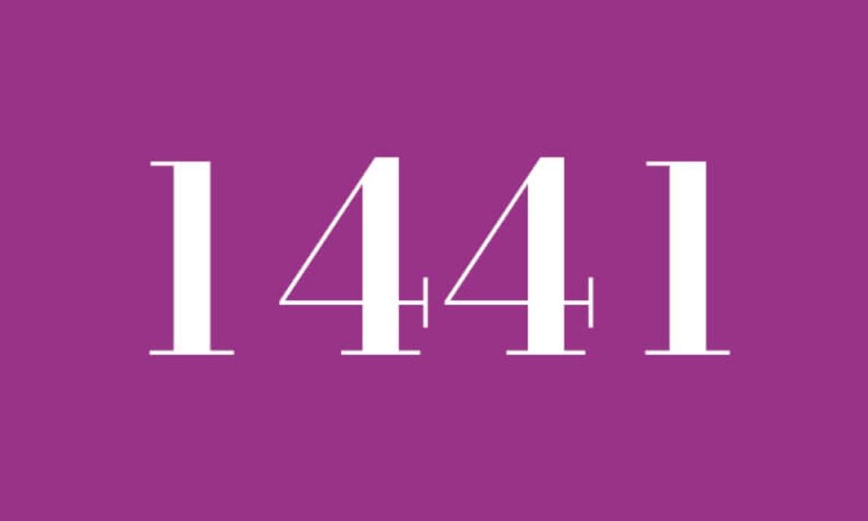 Significado do número 1441