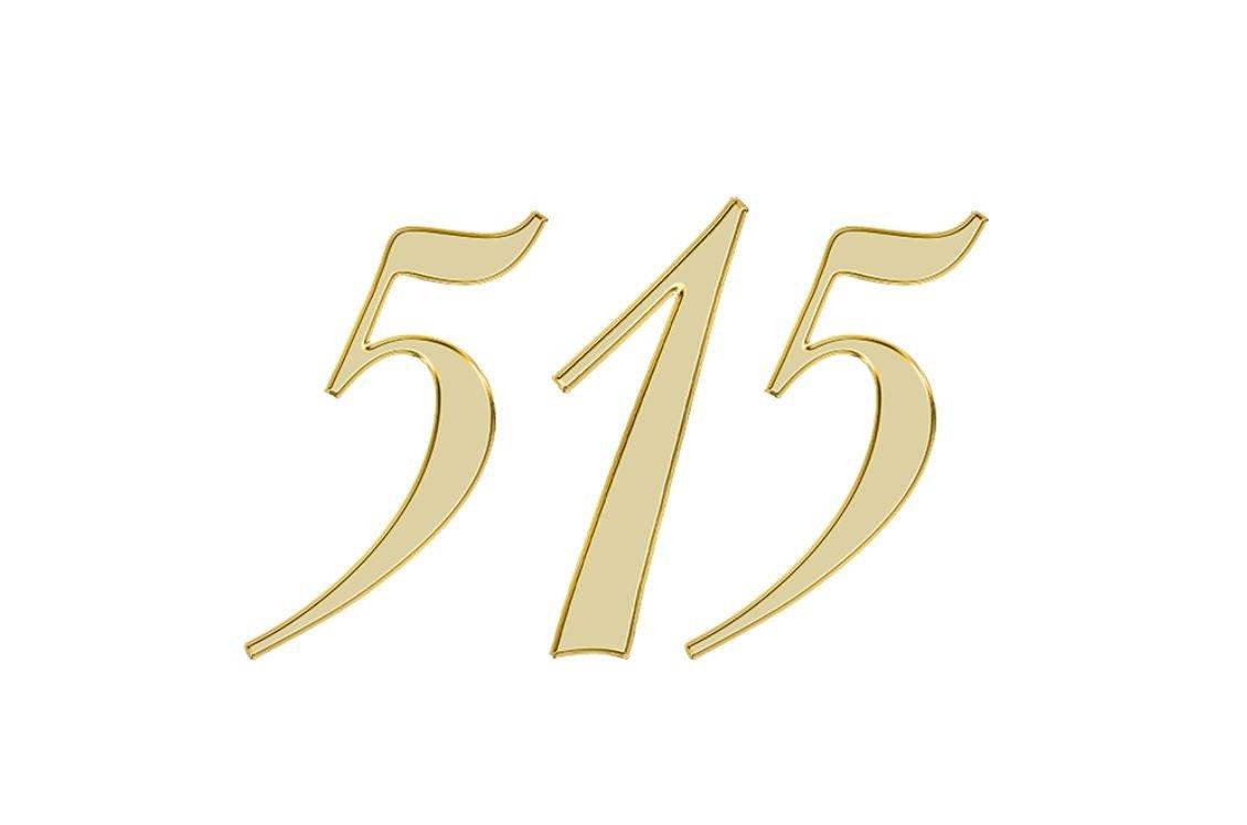 Significado do número 515