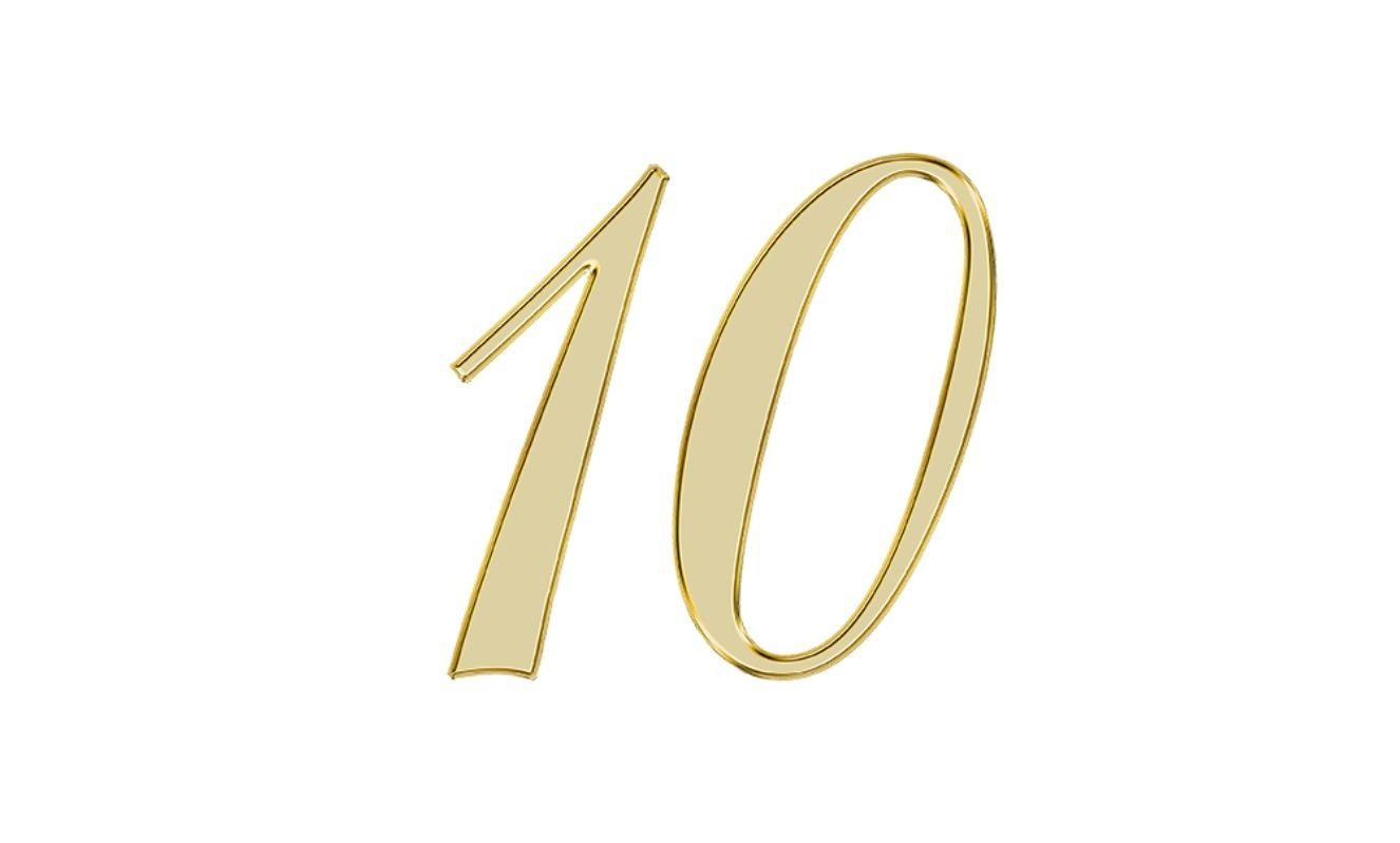 Anjo Número 10