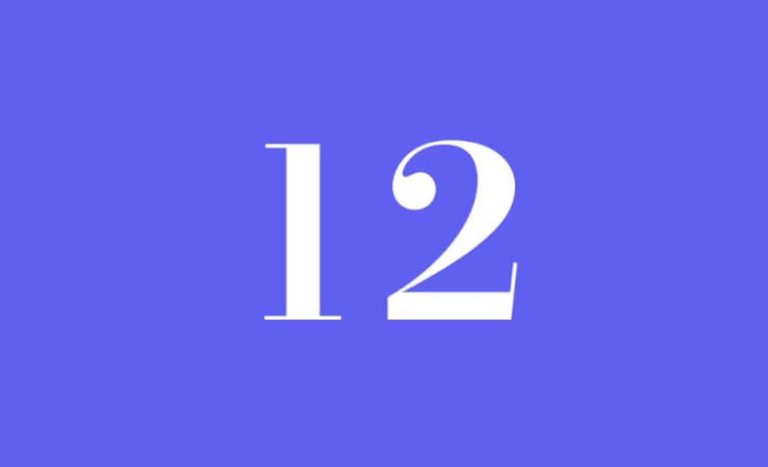 Anjo Número 12