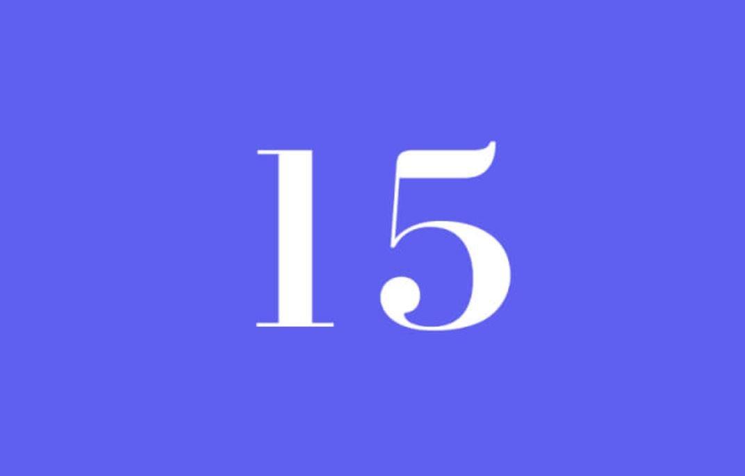 Anjo Número 15