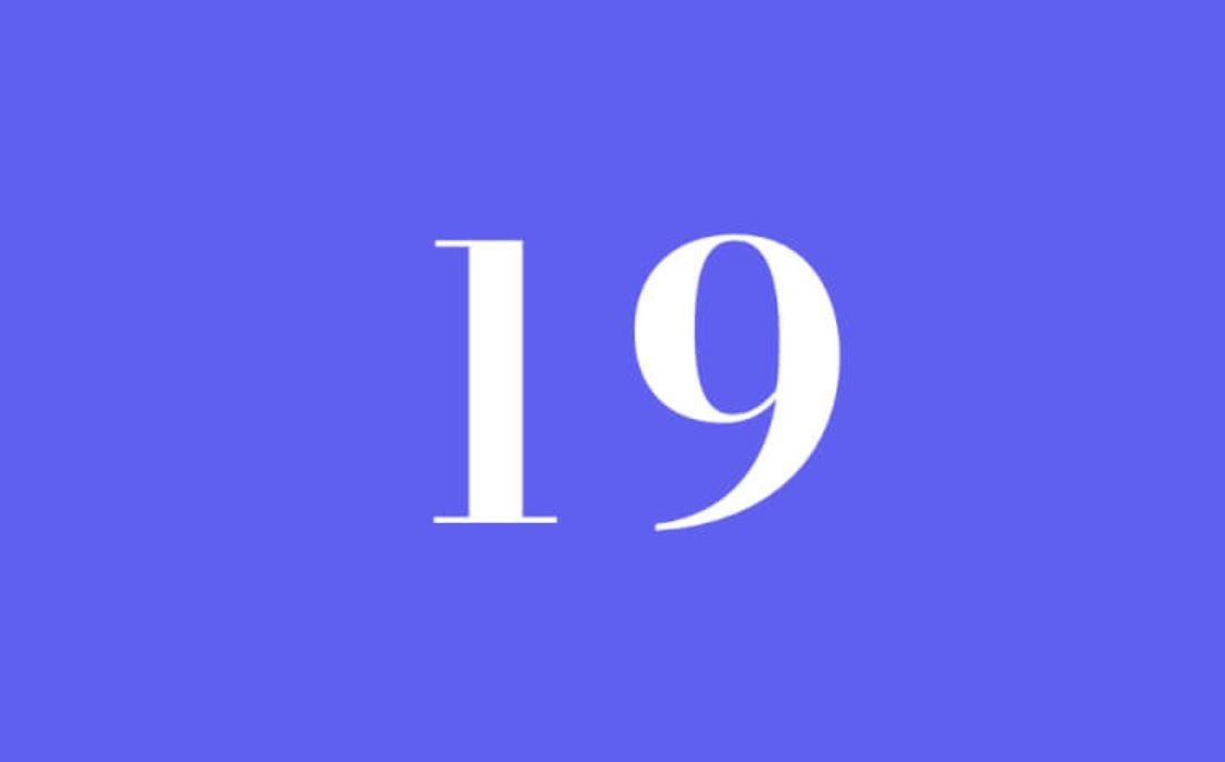 Anjo Número 19