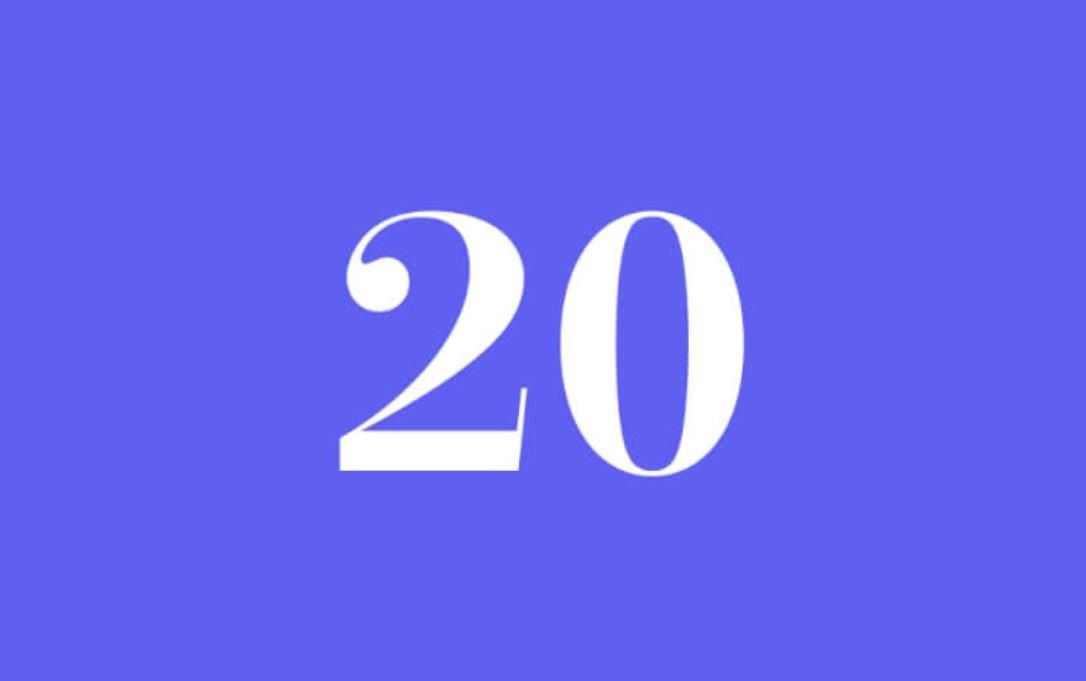 Anjo Número 20