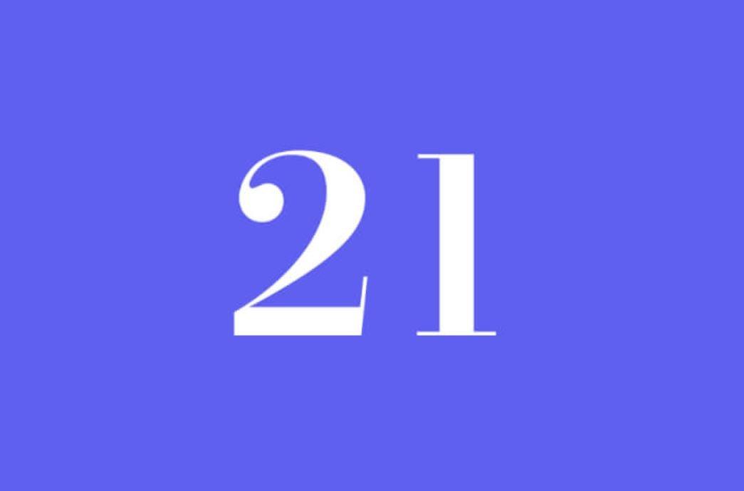 Anjo Número 21