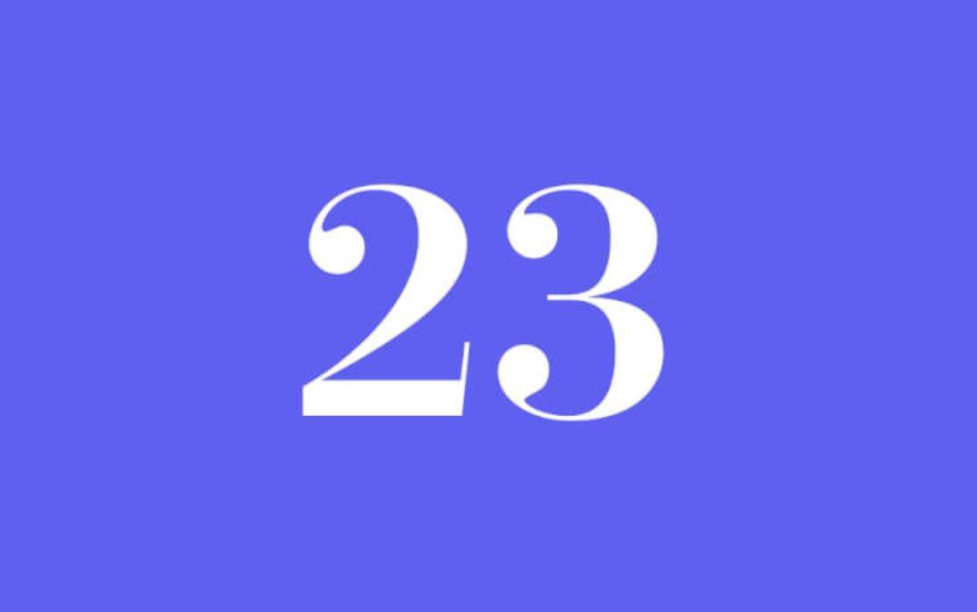 Anjo Número 23