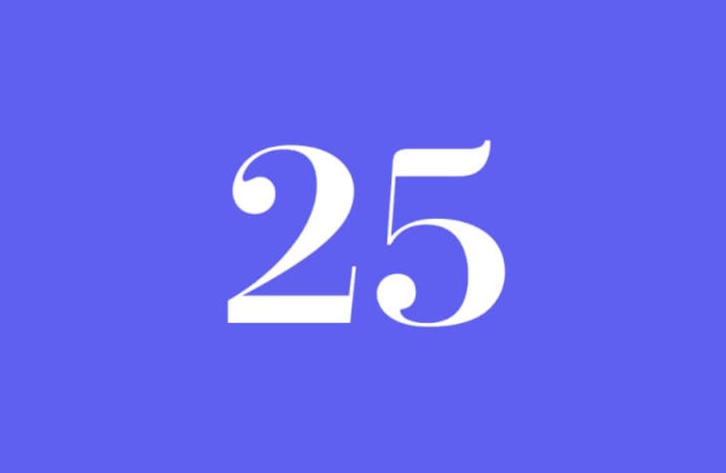 Anjo Número 25