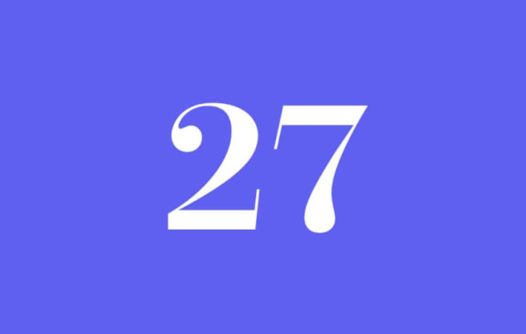 Anjo Número 27