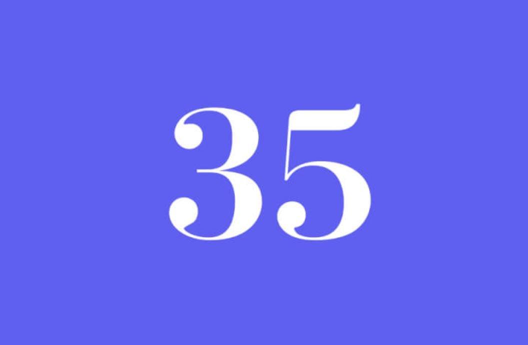 Anjo Número 35