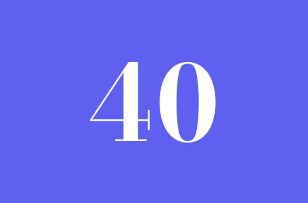 Anjo Número 40