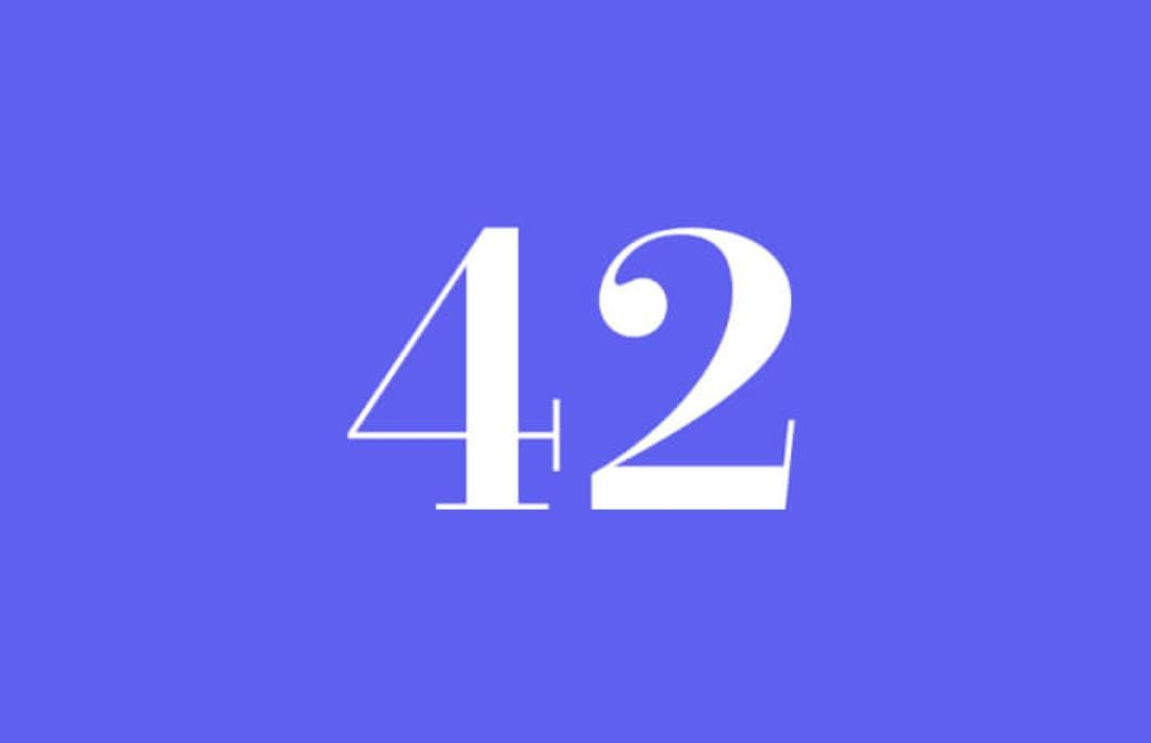 Anjo Número 42