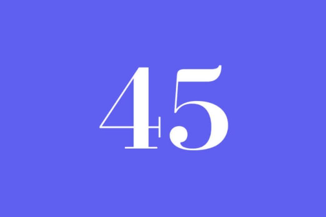 Anjo Número 45