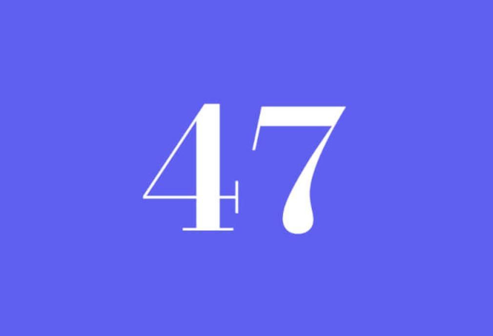 Anjo Número 47