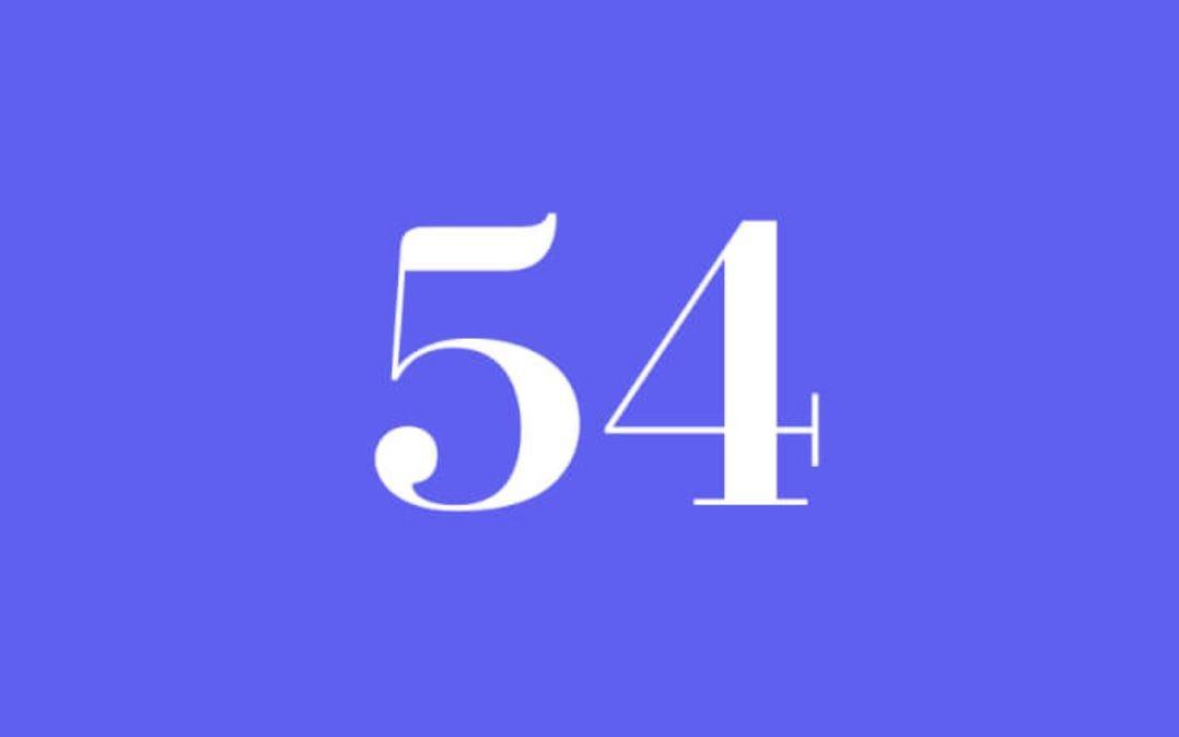 Anjo Número 54
