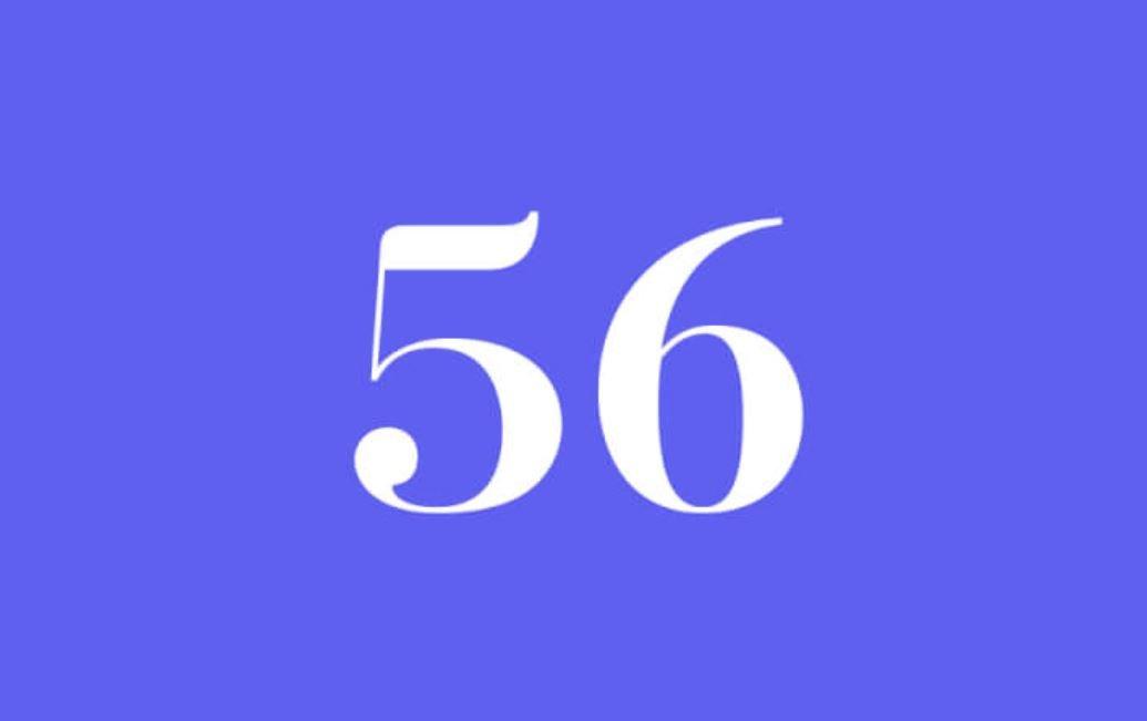 Anjo Número 56