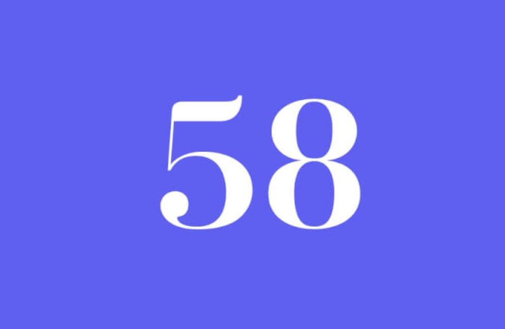 Anjo Número 58