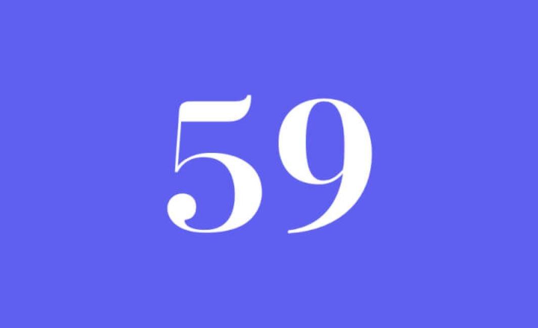 Anjo Número 59