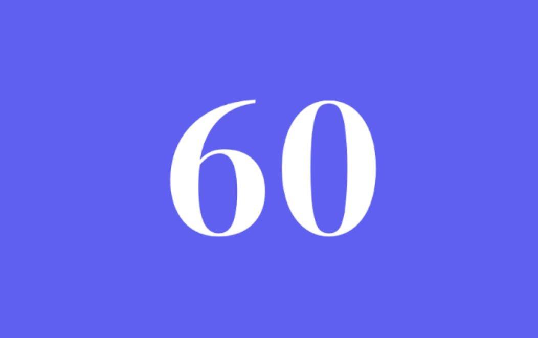 Anjo Número 60
