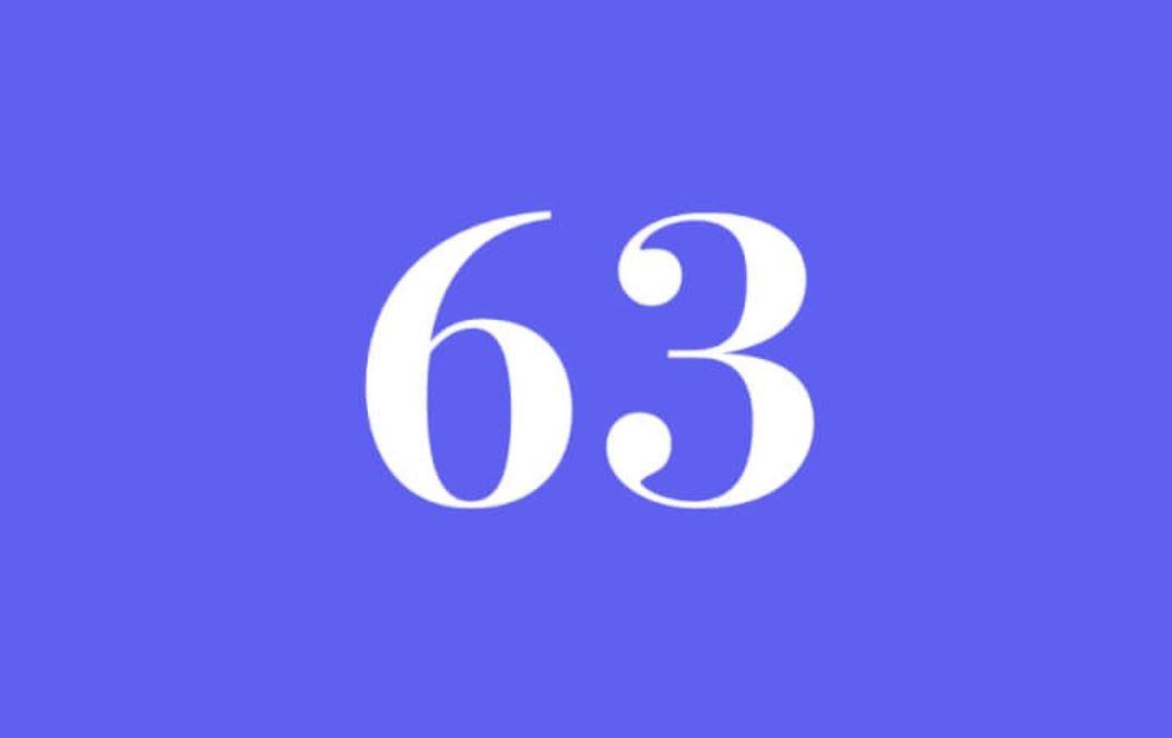 Anjo Número 63