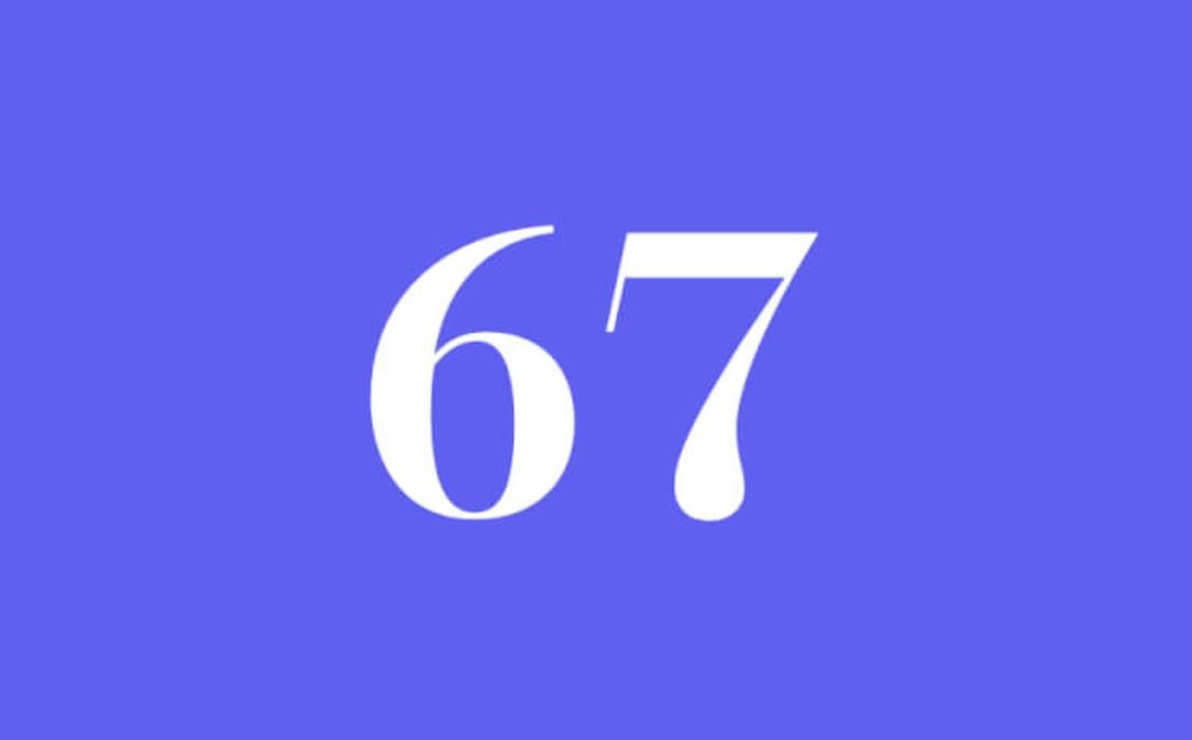 Anjo Número 67