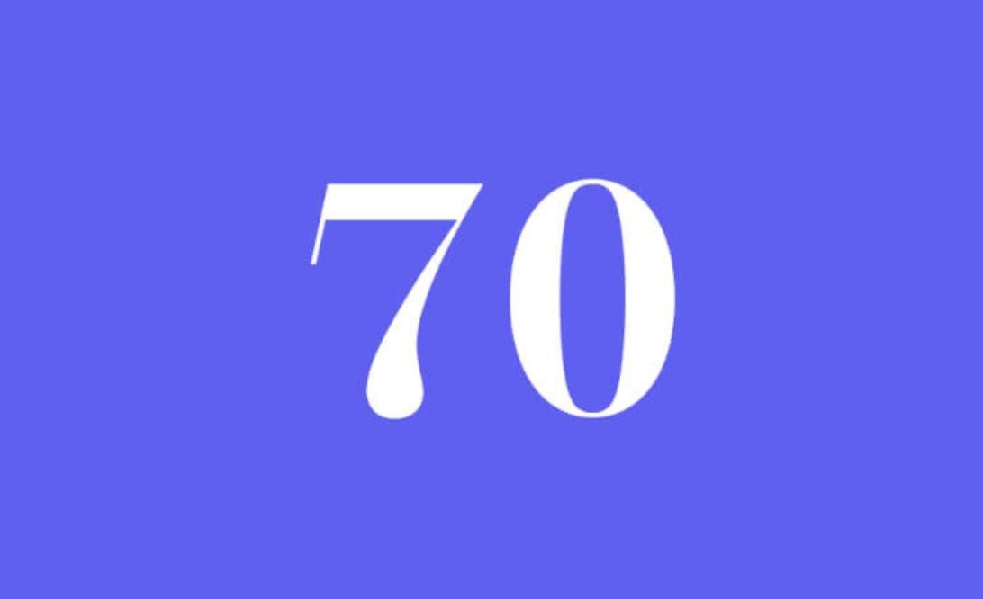Anjo Número 70