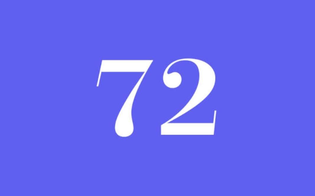 Anjo Número 72