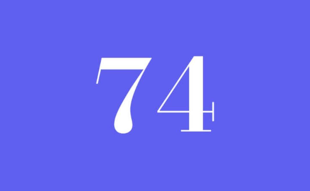 Anjo Número 74