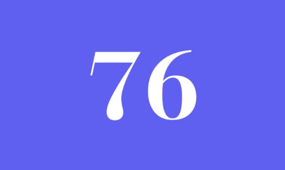 Anjo Número 76