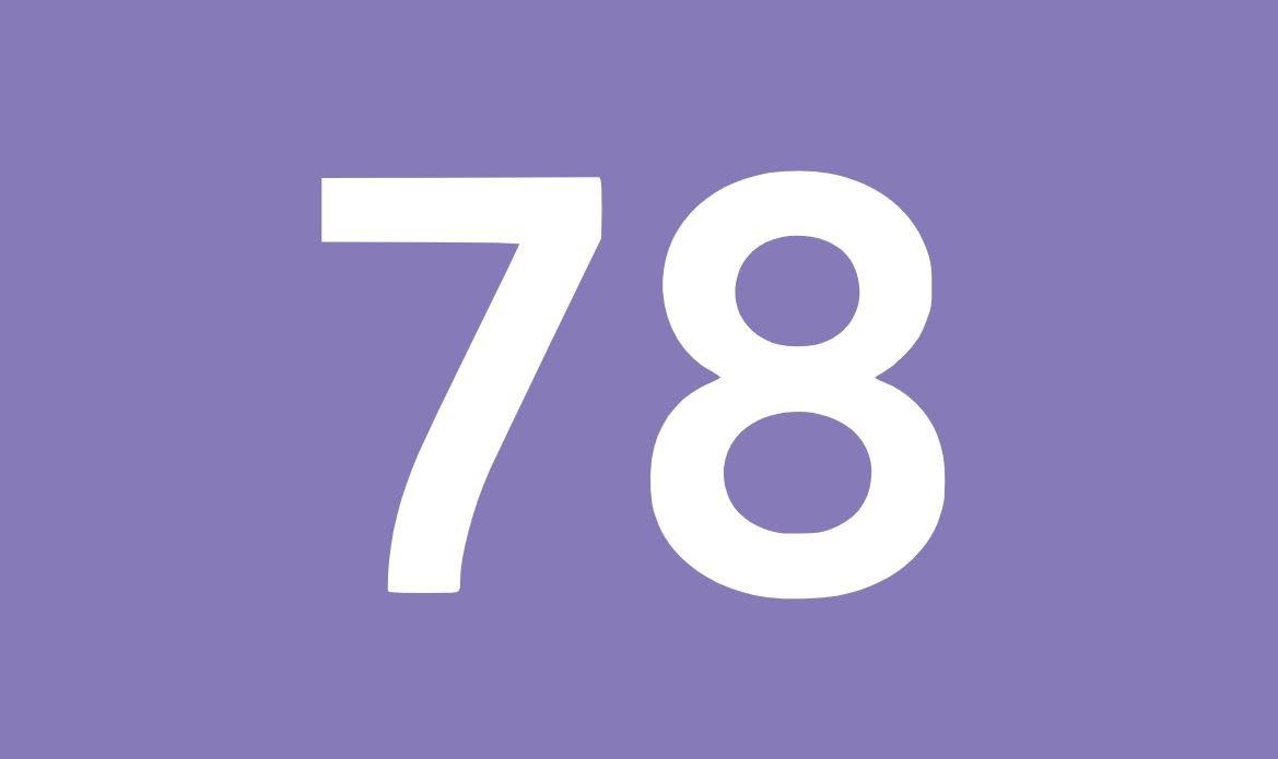Anjo Número 78