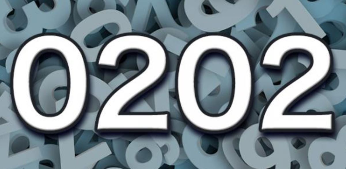 Significado do número 0202