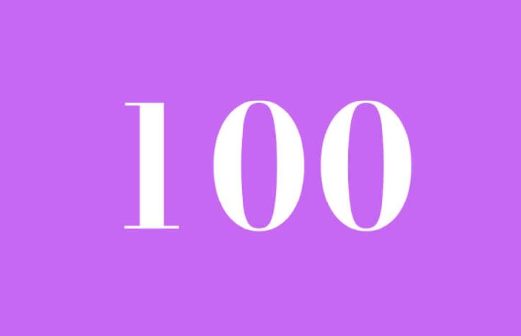 Anjo Número 100