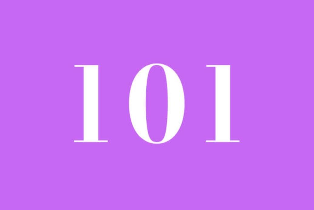 Anjo Número 101