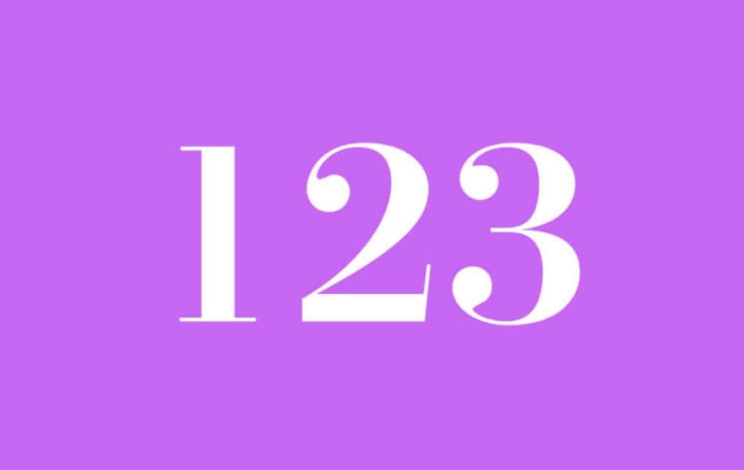 Anjo Número 123