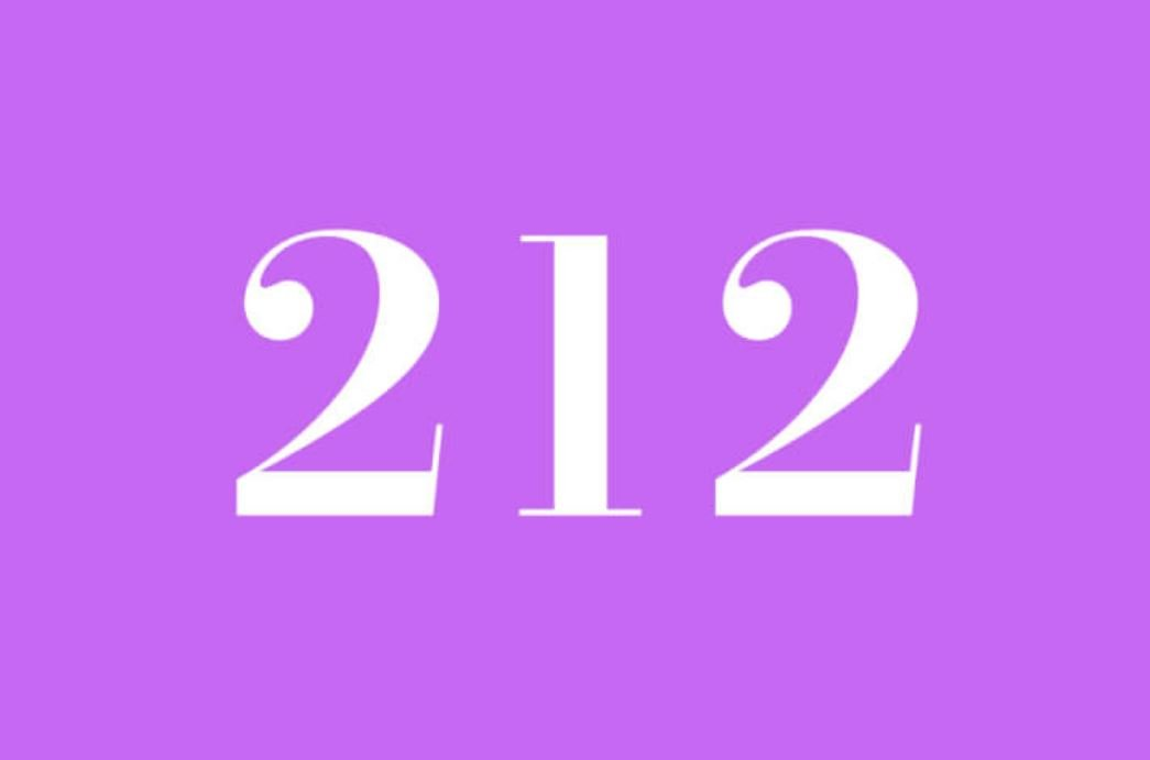 Anjo Número 212