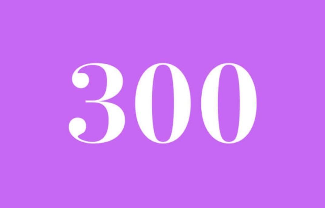 Anjo Número 300