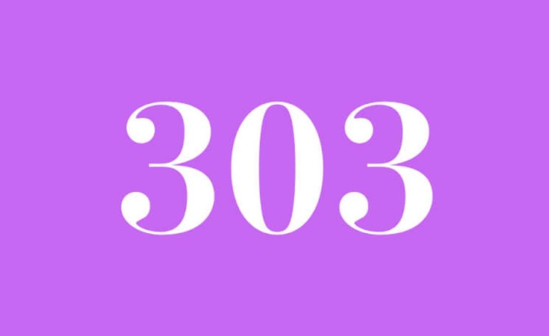 Anjo Número 303