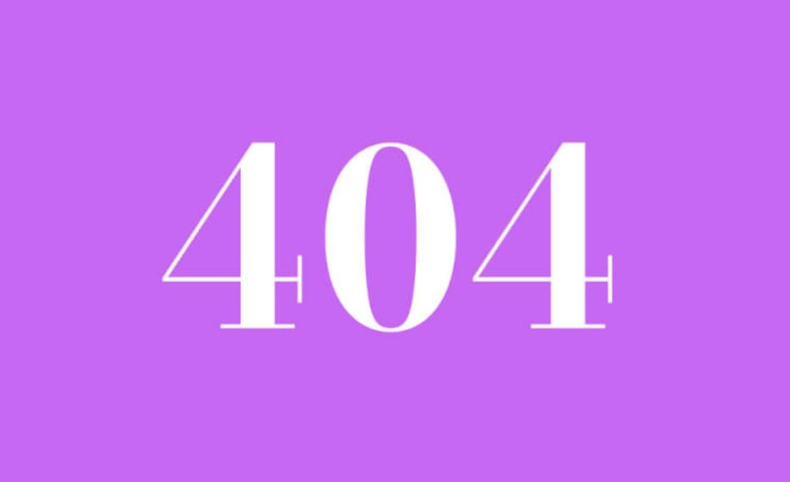 Anjo Número 404