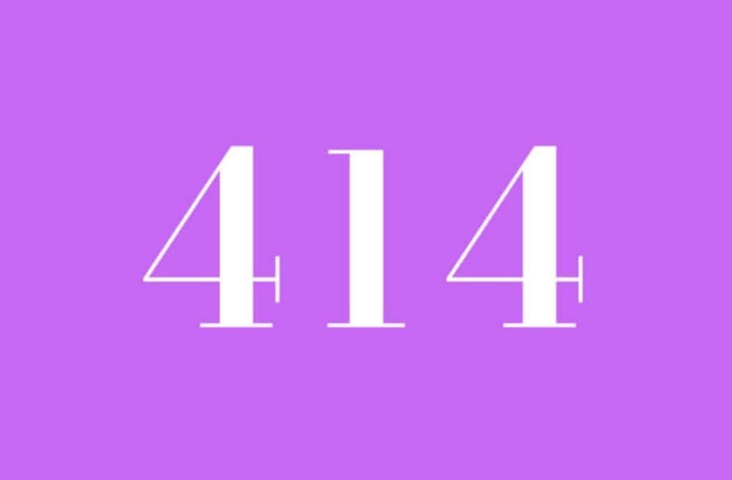 Anjo Número 414