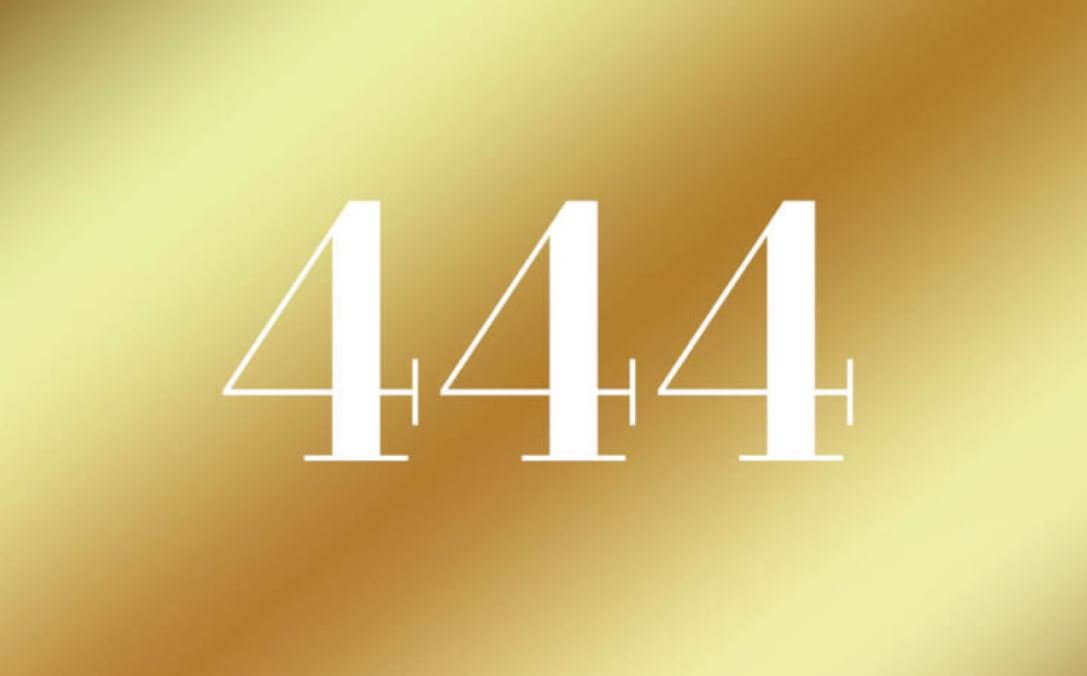 Anjo Número 444