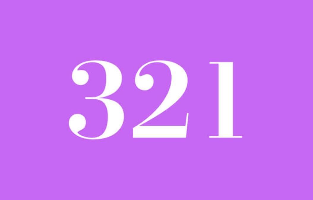 Anjo Número 321