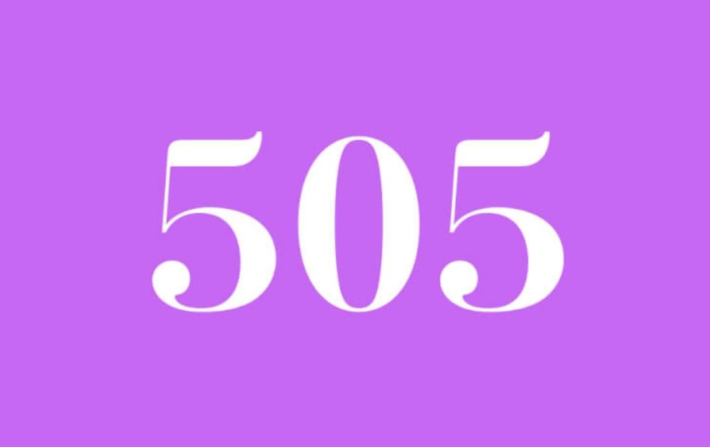 Anjo Número 505