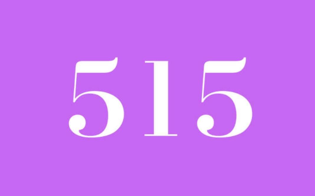Anjo Número 515