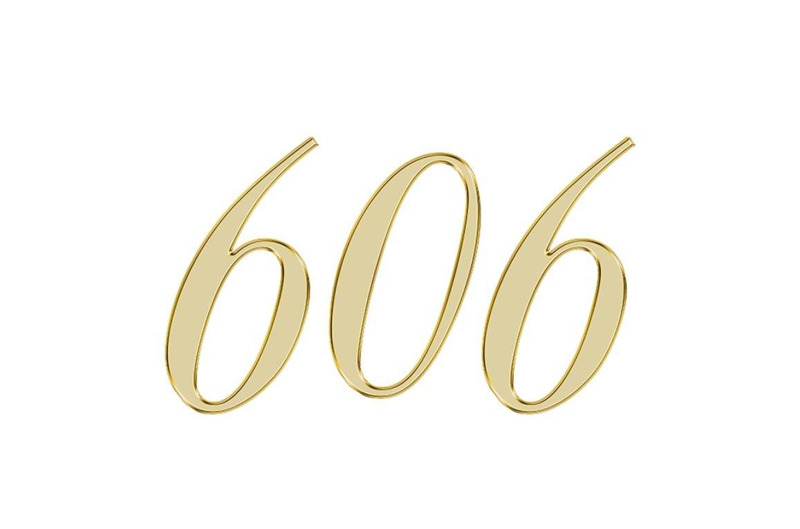 Anjo Número 606