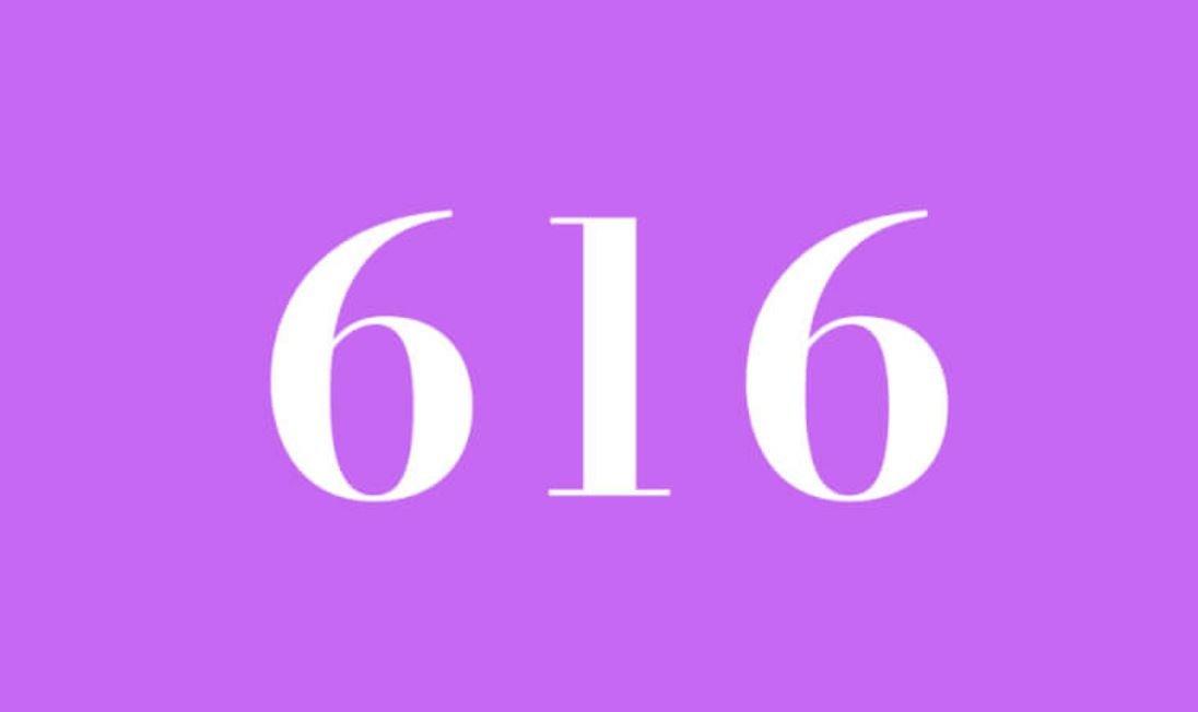Anjo Número 616