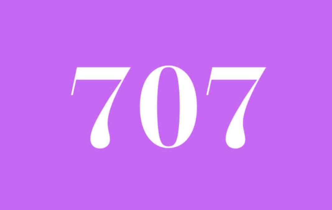 Anjo Número 707