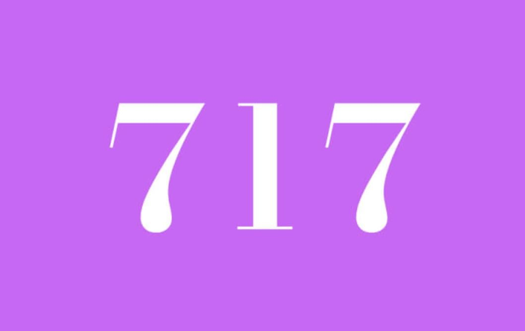 Anjo Número 717