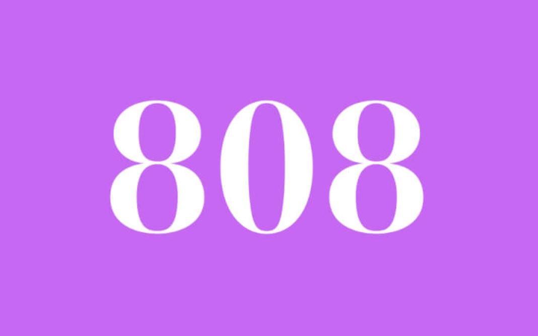 Anjo Número 808