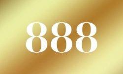 Anjo Número 888: Mensagem dos Anjos