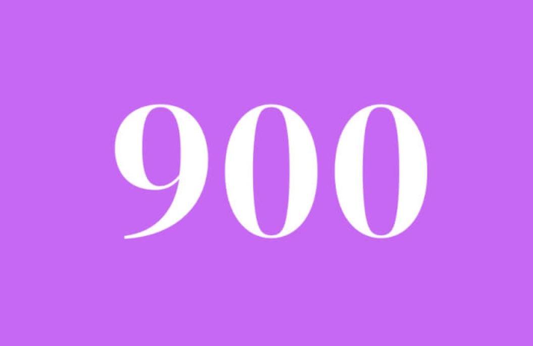 Anjo Número 900
