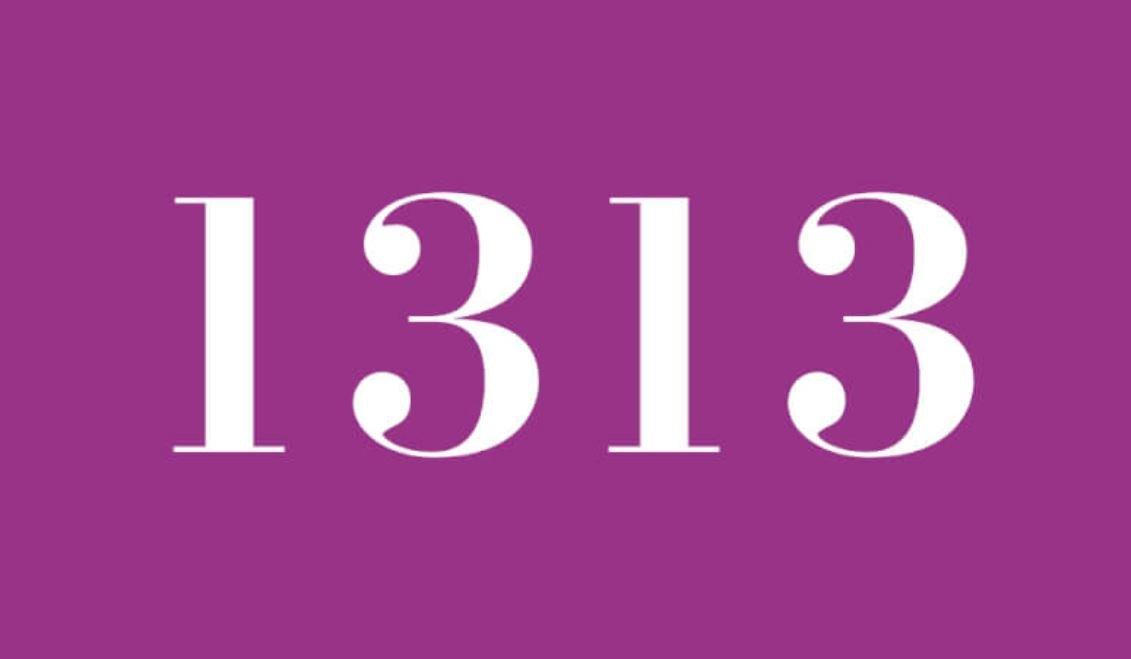 Anjo Número 1313