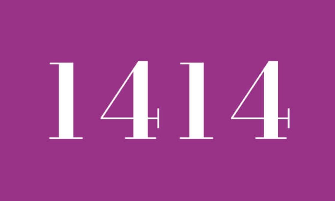Anjo Número 1414